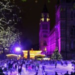 National History Museum ice rink